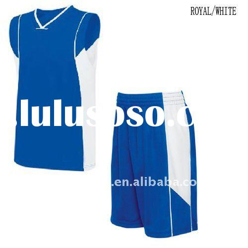 custom basketball jersey design,polyester basketball uniform design and shorts,basketball equipment