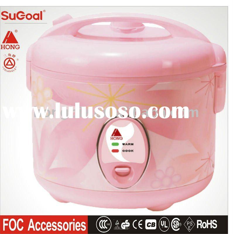 electric rice cooker , deluxe rice cooker