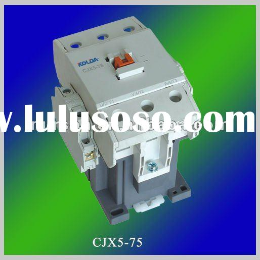 electrical contactor/magnetic ac contactor/ac contactor/time-delay contactor