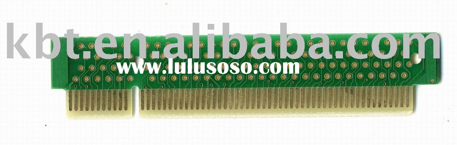 electronic board for computer accessories, Gold finger PCB