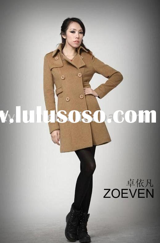 fashion camel coat winter coats for women