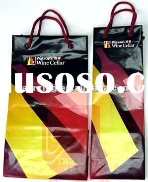fashion shopping plastic bag