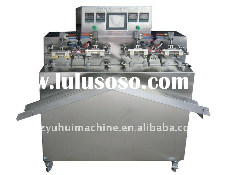 forming pouch filling sealing packing machine
