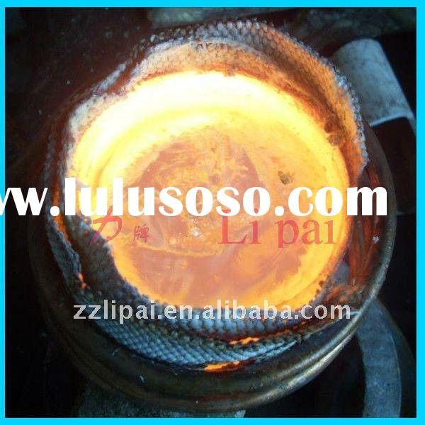 gold refining equipment south africa induction heating