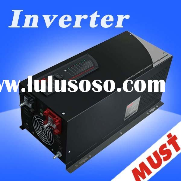 household power inverter 6000w inverters 1000 watt solar invertor pure sine wave inverter