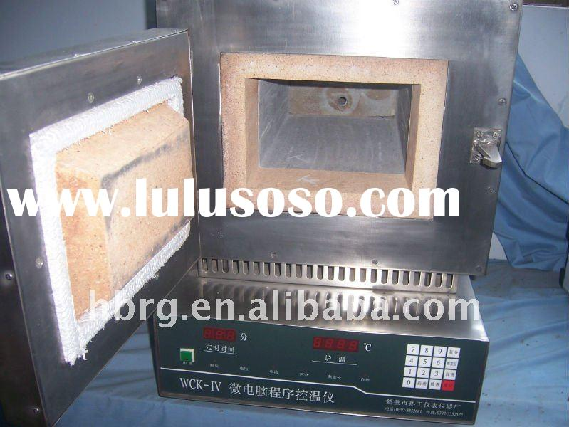industrial furnace manufacturers Heating up fast:10min/900C 1200C Stainless steel shell Indonesian o