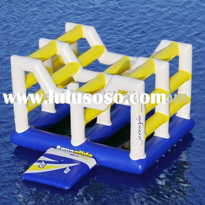 inflatable water game/amusement park/hjnn