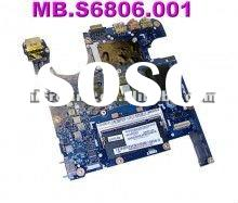 laptop Motherboard for ACER Aspire One D250 MB.S6806.001 MBS6806001 KAV60
