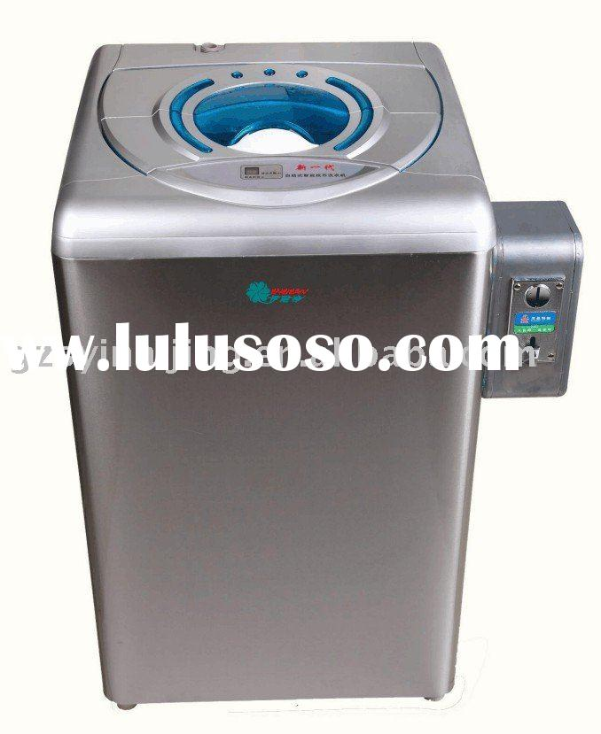 laundromat washing machine/coin washing machine/coin-operated washing machine
