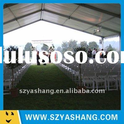 Wedding Party Tent on Marquee Party Wedding Tent Aluminum Poles