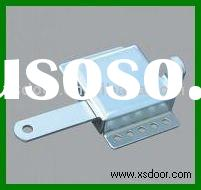 night or vacation security lock/side deadlock/garage door hardware/slide lock/slide latch