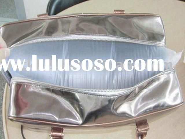 polyester pillow,easy packing plastic bag air pillows