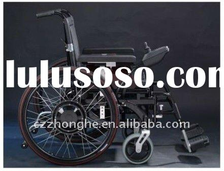 power electric & manual folding wheelchair for sale DY-W-18D
