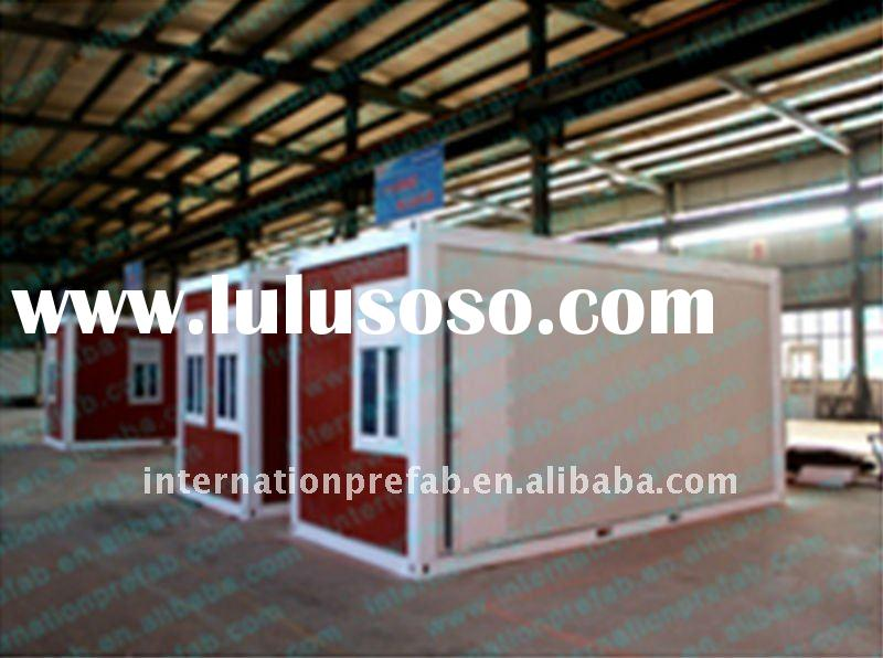 prefabricated house/container house/log cabin