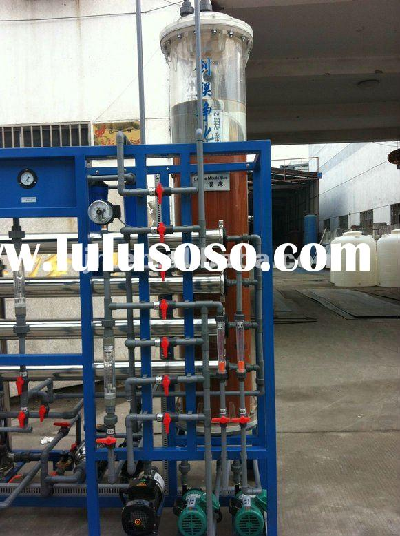 purified water machine, RO system, high pure water treatment