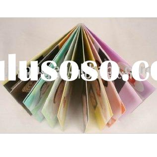 pvc photo album self-adhesive sheets