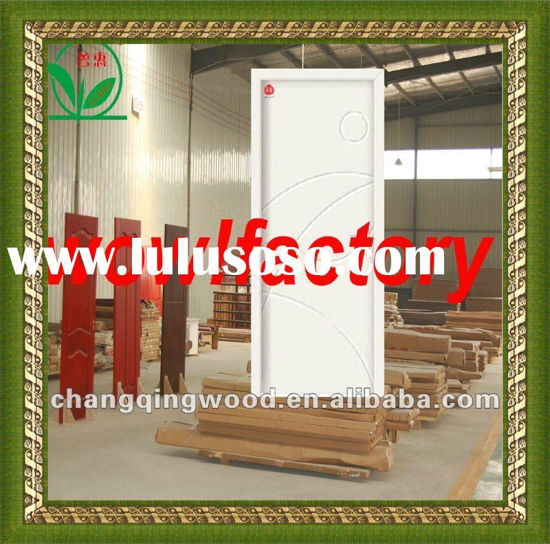 pvc window and swing door manufacturer production line