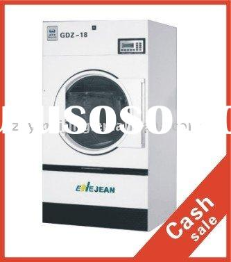 self service laundry dryer/coin-operated dryer/laundromat machines/coin drying machine