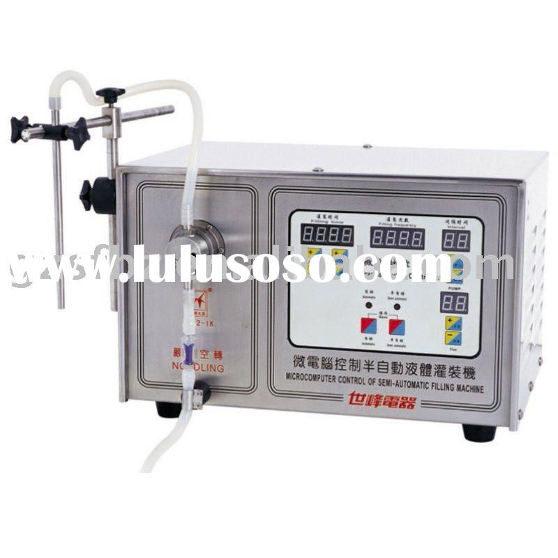 semi automatic filling machine for home business