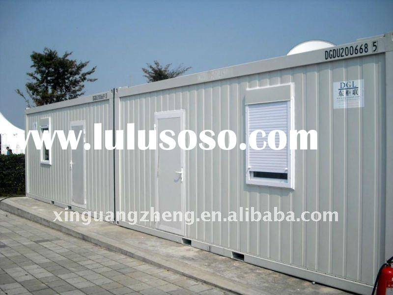shipping prefabricated container house constructure design