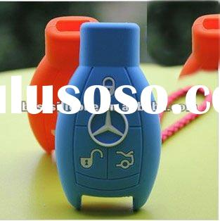 silicone car key cover for Benz