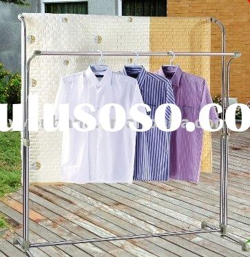 stainless steel hanger/outdoor rack/clothes hanger/quilt rack