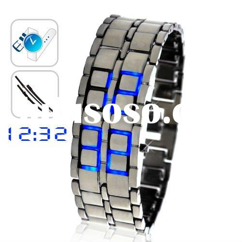 super cheap price Ice Samurai - Japanese-inspired blue LED digital watch