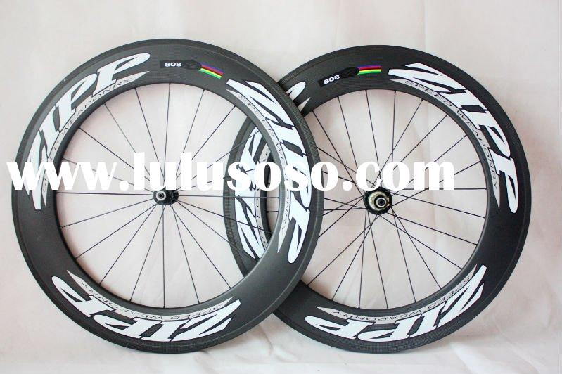 wholesale,free shipping Zipp 404 carbon Wheelset C-90 Clincher 3K weave wheels 50mm
