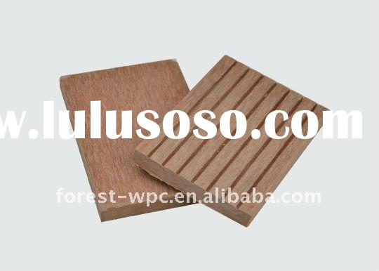 wood-plastic composite DIY decking board