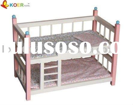 wooden baby bed (crib,infant),infant toys,baby toy,mini furniture toys