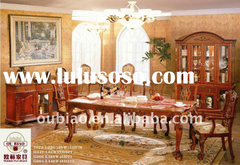 Wooden dining room furniture wooden dining room furniture for Dining room furniture manufacturers