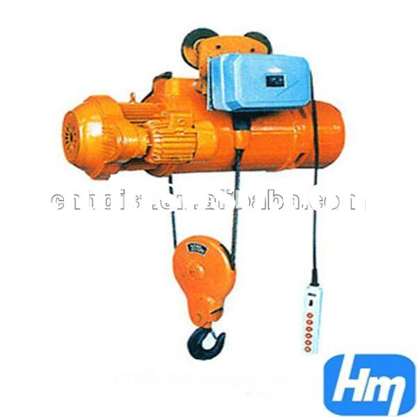 0.25ton MD1 electric gjj hoists
