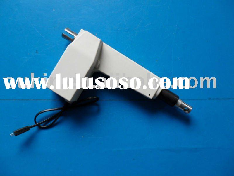 12V 100mm length 500kg load OK668 linear actuator for automatic door