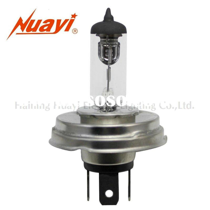 12V Quartz Glass H4 Haloge Bulb Auto Lamp