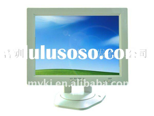 12'' LCD TV with ABS material,factory price