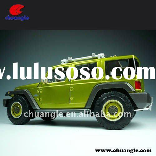 1:18 scale model car, platic car model, PVC craft model