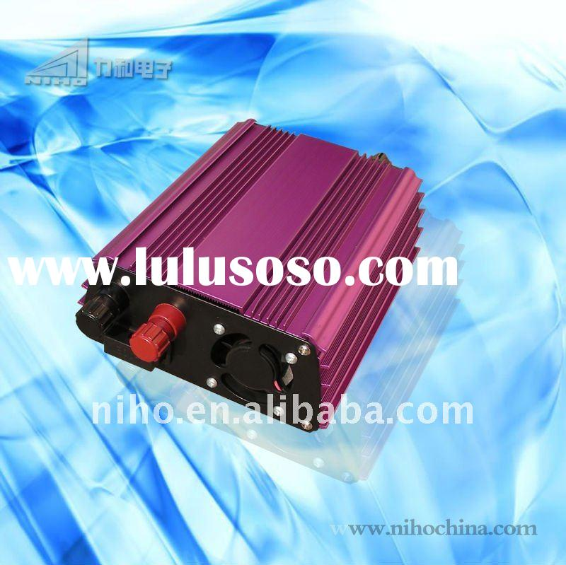 300W 28v dc to 110v ac pure sine wave power inverter with charger & UPS