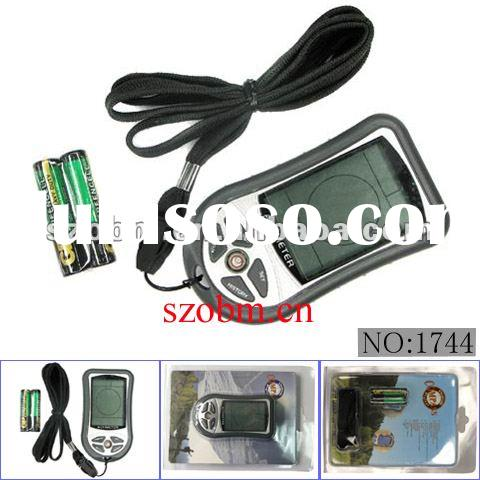 8 In 1 Digital Lcd Compass Altimeter Barometer Thermo