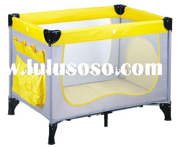 Baby bed & baby crib& travel cot,plastic baby playpen,baby folding travel cots,travel cot fo