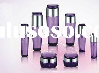 Cosmetic packaging for skin care products(bottles and jars for personal care)