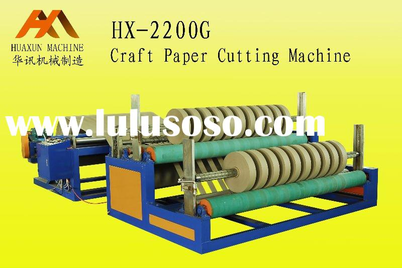 Craft Paper Cutting Machine
