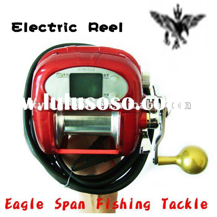 Used electric fishing reel for sale used electric fishing for Used fishing reels for sale
