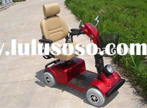 Four Wheel Power Scooter