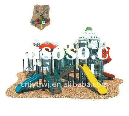 Good quality 2011 new style outdoor playground at competitive price