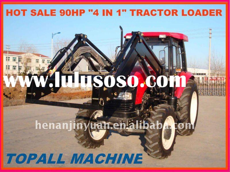 Hot Sale 70HP-100HP Tractor Front End Loader