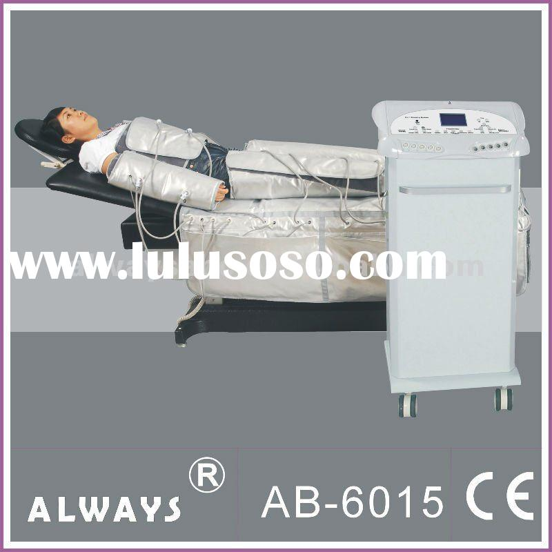 New updated 3 in 1 infrared slimming and pressotherapy beauty equipment machine