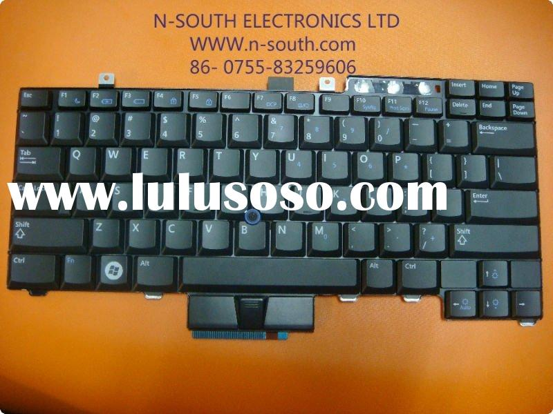 Original Laptop Keyboard for Dell Latitude E6400 E6500 Keyboard PC Black Series US Layout