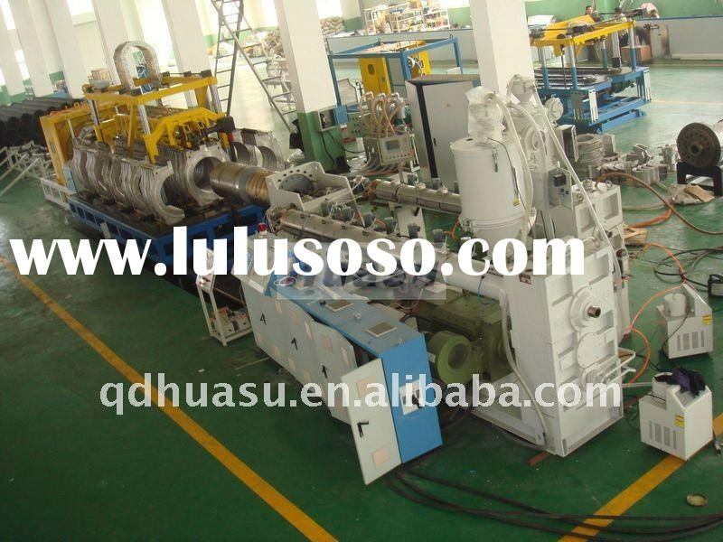PVC Pipe Making Machinery Plastic