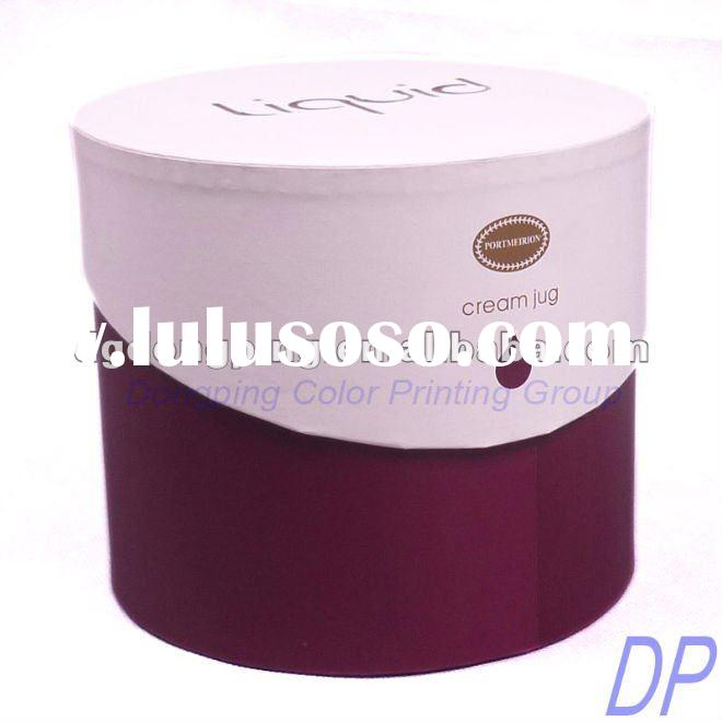 Paper Gift Box with Lid