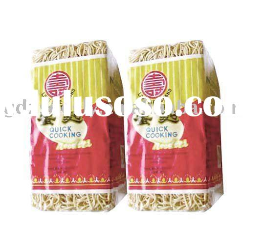 Quick cooking Egg Noodle(longlife quick cooking egg noodles/instant noodles)